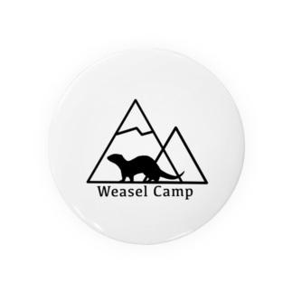 Weasel camp Badges