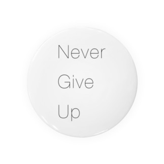 Never Give Up Badges