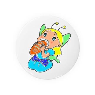 妖精ベルA Tin Badge