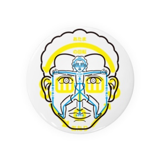 図人間1 Badges