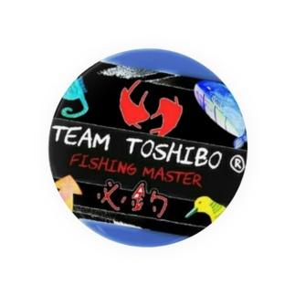 TEAM TOSHIBO缶バッジ Badge