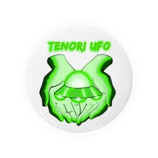 TENORI UFO Badges