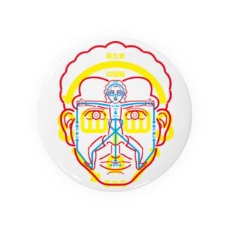 図人間1_2 Badges