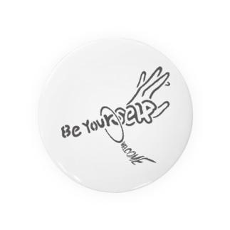 己を貫け Be Yourself Badges