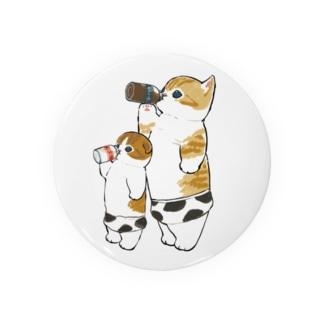 Milkにゃん Badges