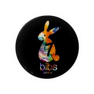 bibs familiar_缶バッチ Badges
