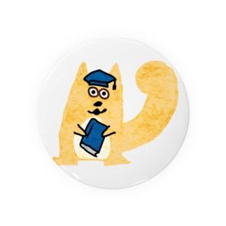 氷点の森のリス(カレッジ) Badges