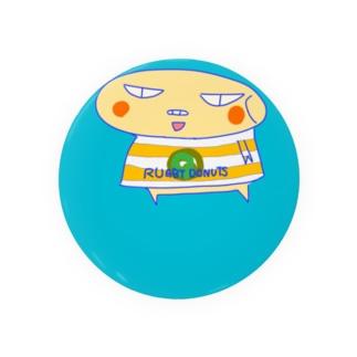 ラグビードーナツ🍩 Badges