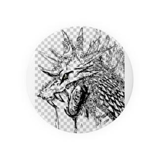 ドラゴンΩ Badges