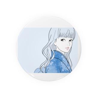 小梅ガール Badges