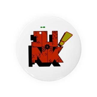 JUNK!オリジナルグッズ Badges