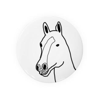 馬 Badges