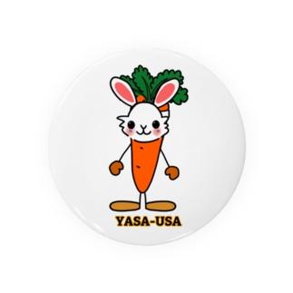 YASA-USAのやさうさ Badges