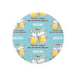 CT125 BEER!BEER!BEER!*Ds Badges