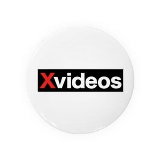 xvideos黒基調。背面プリントなし Badges