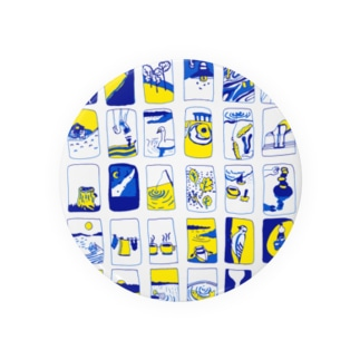 フィンランドのサマーコテージ Badges