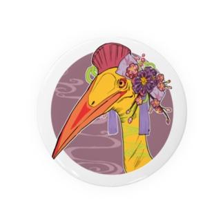 和と翼竜 Badges