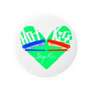 Hot Kiss~ホッチキス~ Badges