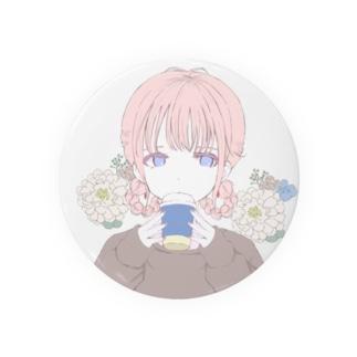 ホッとコーヒーな女子 Badges