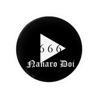 666人記念 Ⅱ 75mm専用 Badges