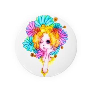 花ざかりな娘 Badges
