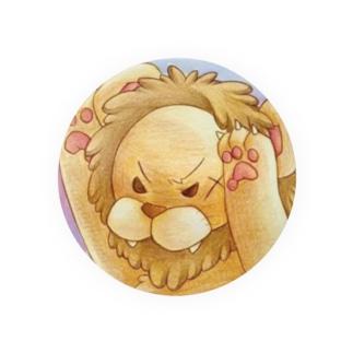 強がりライオン Badges