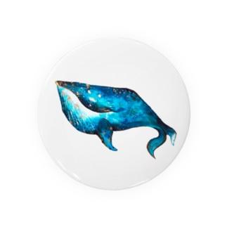 あおいクジラ Badges