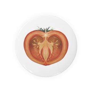 トマト Badges