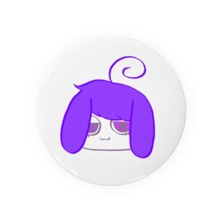 うさこ(紫) Badges