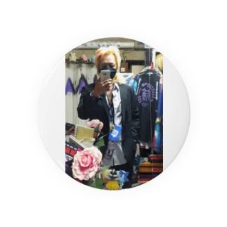 shion_ruruの精神障がい者手帳コーデ Badges