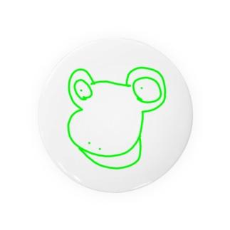 蛙らない Badges