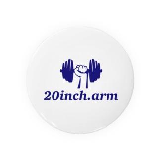 20inch.arm Badges