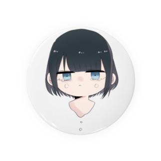 病み美ちゃんの泣き顔 Badges