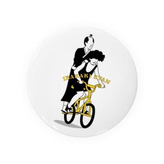 いばスタ#1 Tin Badge