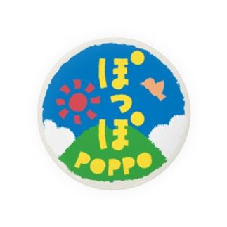 ぽっぽ Badges