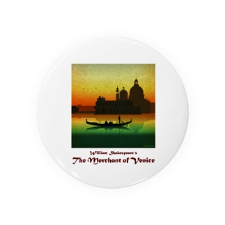 The Merchant of Venice -ヴェニスの商人- Badges