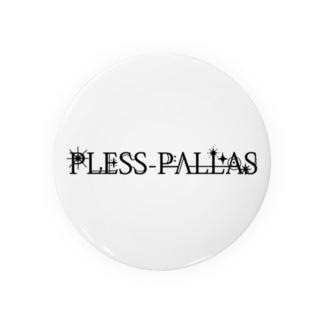 PLESS-PALLAS★ロゴ Badges