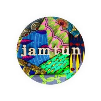 ジャムタンロゴ写真 Badges