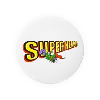 スーパーヒーローズ Badges