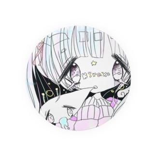 kira×2 Badges