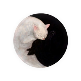 Yin and Yang Badges