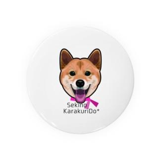 柴犬(D152) Badges