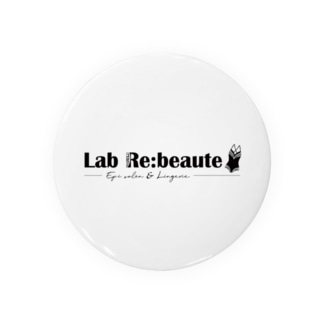 Lab Re:beaute Tin Badge