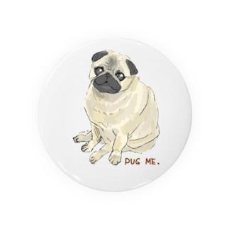 パグ ME🌸 Badges