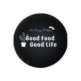 Good Food, Good Life! Badges