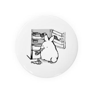 冷蔵庫コソコソ… Badge