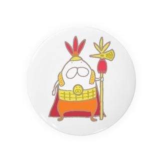 ねこタイツとインカ帝国 Badges