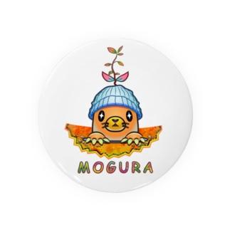 雑草モグラ Badges