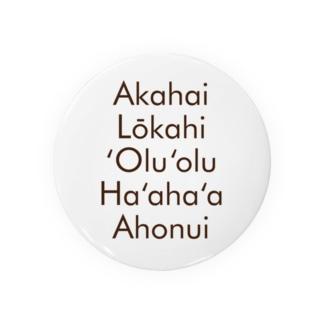 ALOHA Badges