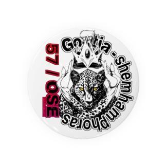 悪魔:オセc Badges